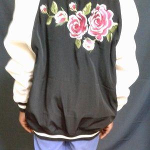 💋HP👑 Flower Girl Track Jacket